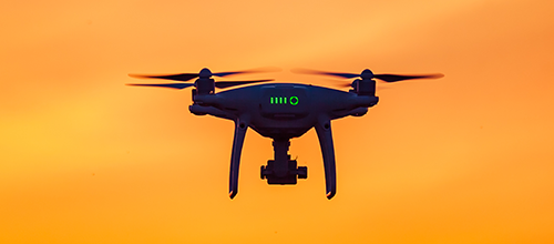 Drone Video Advertising