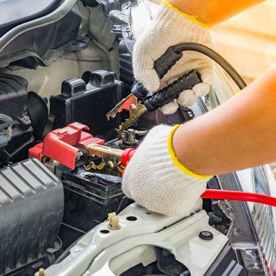 auto service department case study